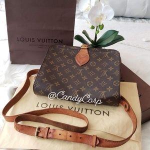 Louis Vuitton Bags - **SOLD!!!** VINTAGE LOUIS VUITTON CARTOUCHIERE GM